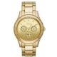 Dkny ladys watch with Gold Stainless Steel Bracelet Ny2118