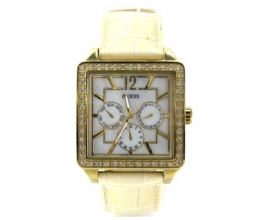 Guess Women Quartz Gold Tone Watch W15057L1
